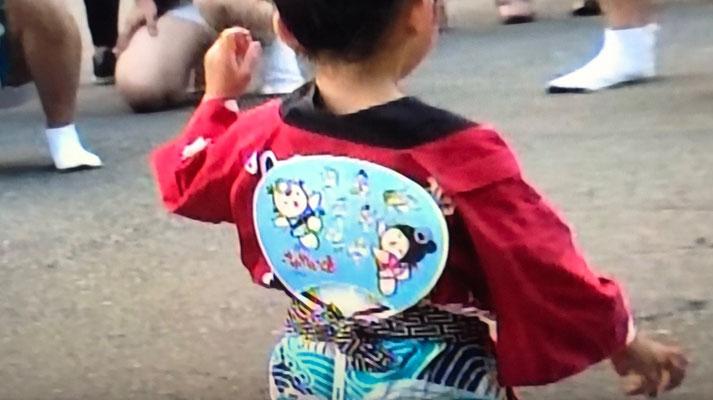 阿波踊り連盟「東急さわやか連」