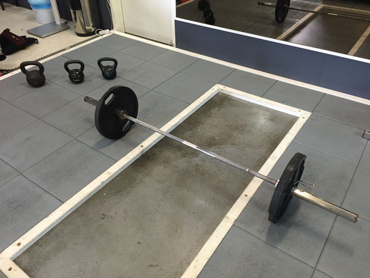 deadlift in bunschoten