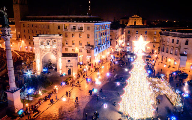 Christmas around the world : Lecce