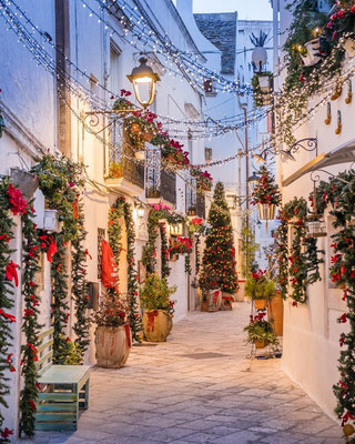 Christmas around the world : apulia