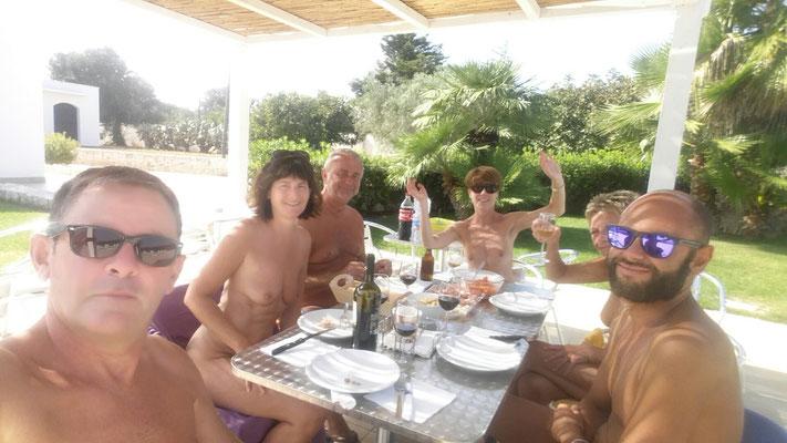 naturist resorts