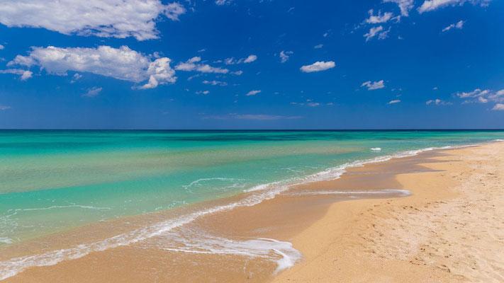plage nature italie