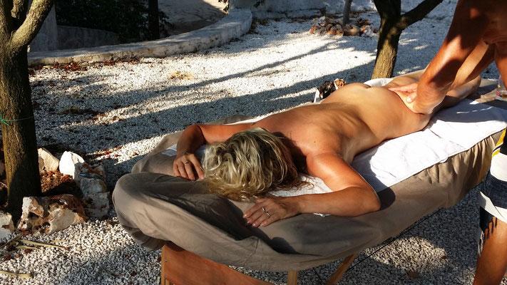 massage : lieu naturiste pour le Bien-Etre