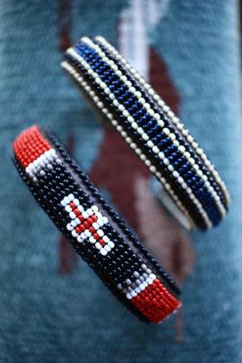 brass bead bracelet ブレスレット