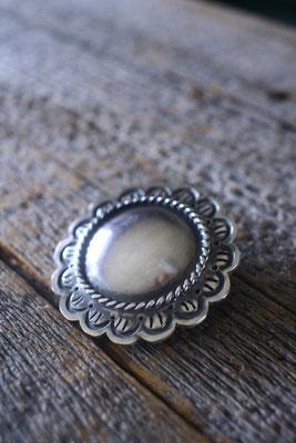 silver concho  シルバーコンチョ