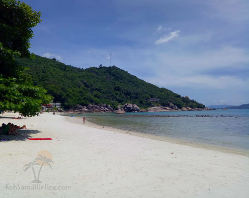 hotels lamai beach Crytsal Bay Yacht Club