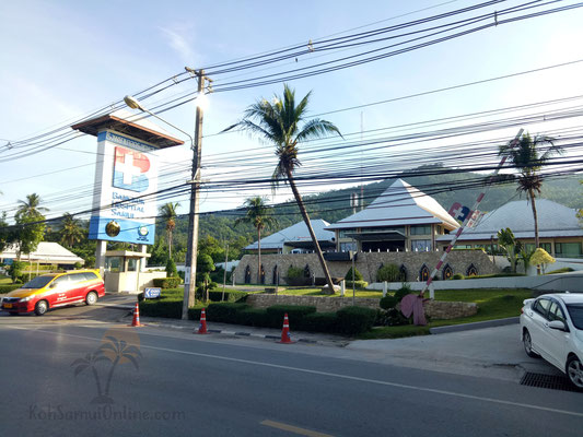Krankenhaus Koh Samui