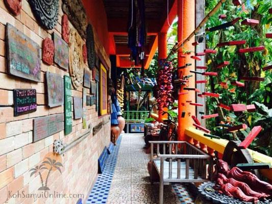 hotel koh samui Varinda Garden Resort