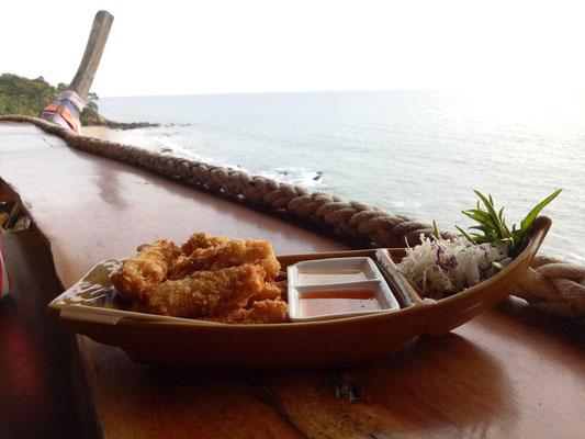 Restaurant Diamond Cliff Koh Lanta