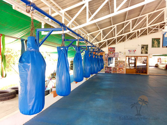Jun muay thai Koh samui