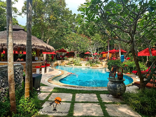 Rockys Boutique Resort Koh Samui Lamai