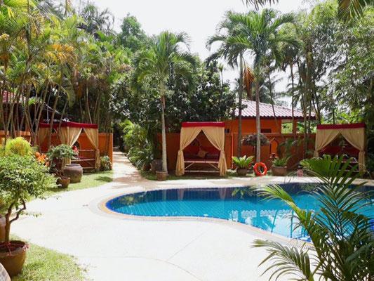 Hotels Koh Samui Sazana Villa Resort