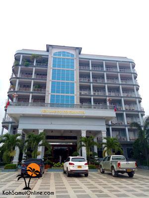 hotel in vientiane laos