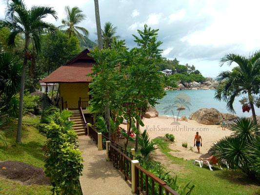 hotels lamai beach Coral Cove Chalet
