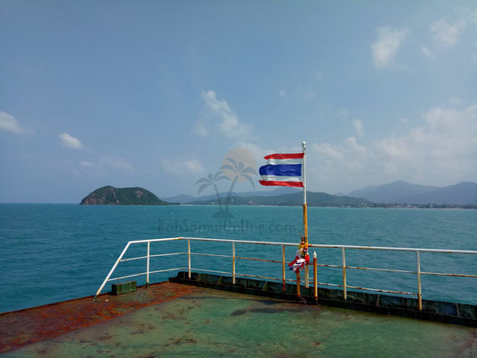 koh samui ferry timetable