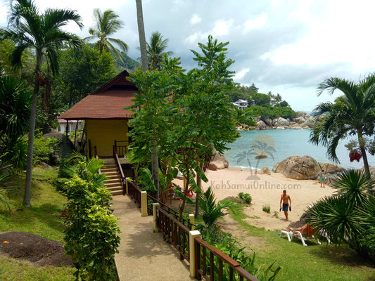 hotels in lamai Coral Cove Chalet