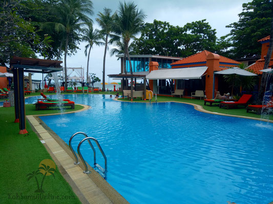 hotels in chaweng