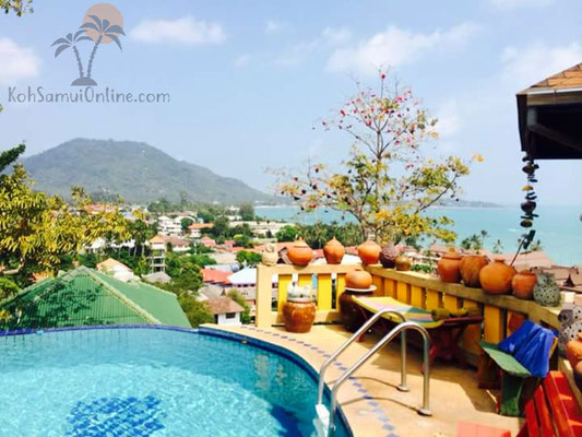 Hotels in lamai Varinda Garden Resort