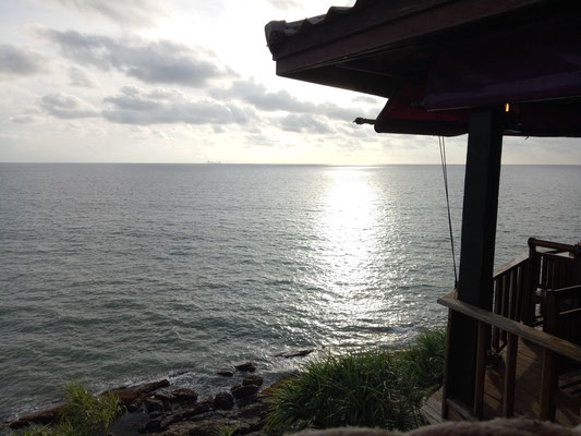 Restaurant Diamond Cliff Koh Lanta