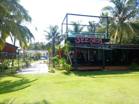 Koh lipe Urlaub Übernachtung in Satun Thailand