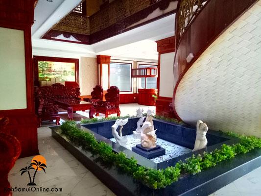 laos golden sun hotel vientiane