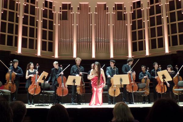 Cellosound Bremen & Jieun Kowollik (soprano)