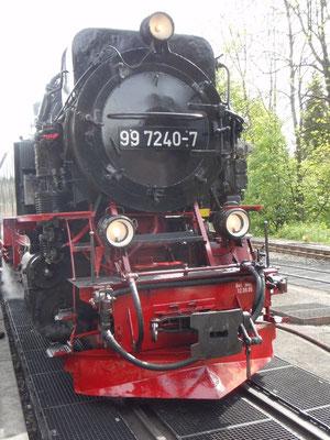 Brockenbahn in 3 Annen