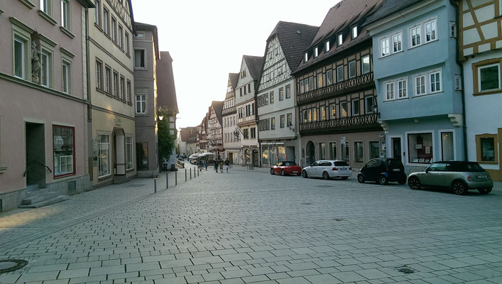 Ochsenfurt Downtown