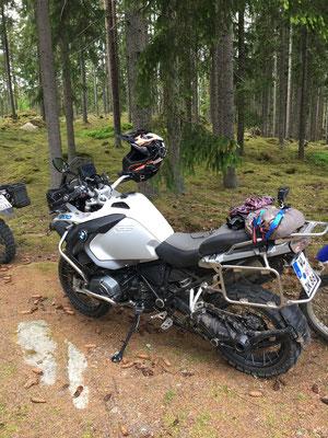 1200 cc von BMW