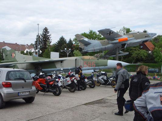 Fliegermuseum in Wernigerode