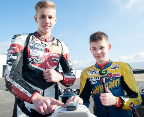 RaceAnalyse mit H-Moto team