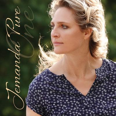 JEMANDA PURE - CD-Cover von Jemanda Tunes