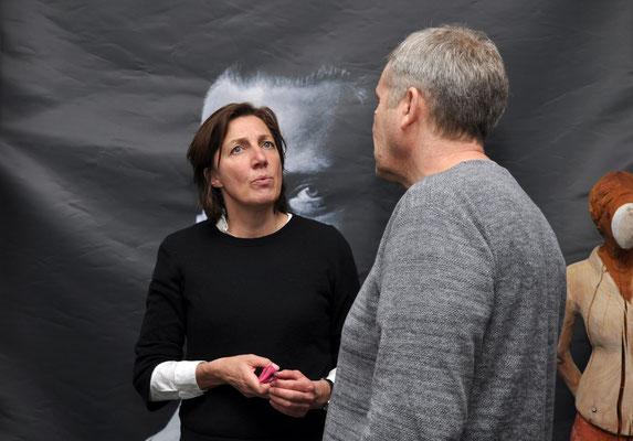 Foto von Jürgen Wegener, Ernst-Ludwig-Buchmesse 2019