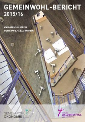 Cover GWÖ-Bericht der Freien Waldorfschule Wetterau, Foto: Dietrich Skrock