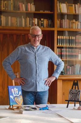 Detlef Jost - Gedichte & Inspiration, Foto privat