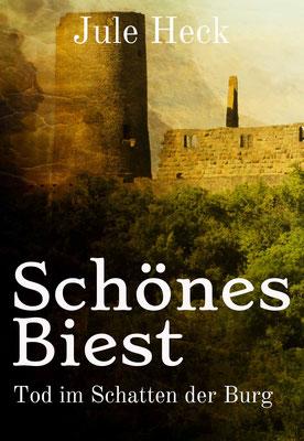 3.  - IM KALTEN LOCH - Tod im Schatten der Burg von Autorin Jule Heck