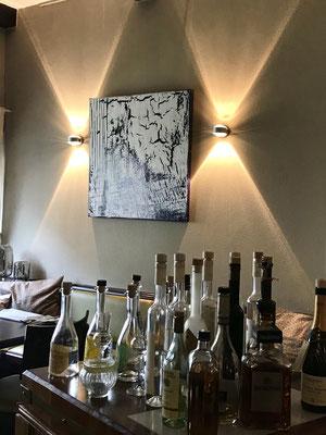 Petra Reissmann im Restaurant Zulegers, Foto: Petra Reissmann