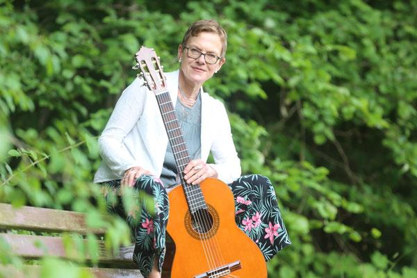 Frauke Ahlers: Foto: Nici Merz