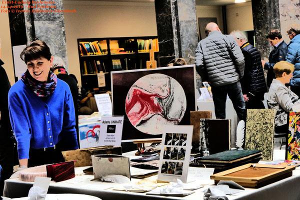 Ernst-Ludwig-Buchmesse 2019, Foto: Ivonne Edelbauer-Ebersbach