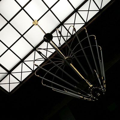 Detail Ehrenhalle, Foto Beatrix van Ooyen