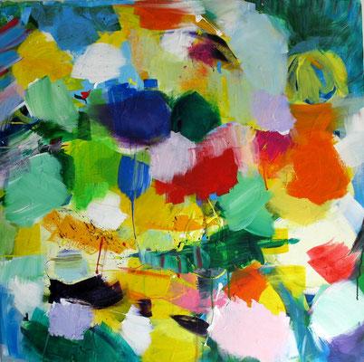 Ostwind  (80 x 80) - Christa Witzleb