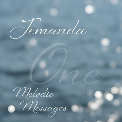 JEMANDA - MELODIC MESSAGES - CD-Cover von Jemanda Tunes