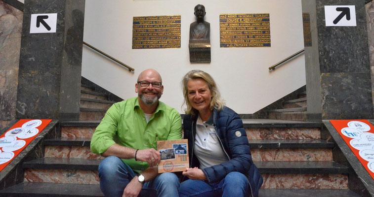 Foto Corinna Weigelt, Ernst-Ludwig-Buchmesse 2019