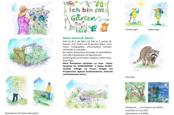 Referenzen von Iris Müller