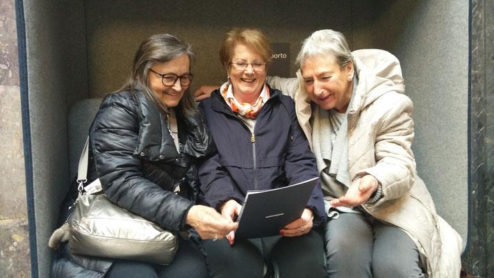 Foto Beatrix van Ooyen, Ernst-Ludwig-Buchmesse 2019