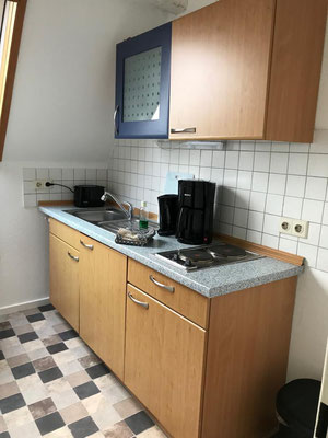 kleine Küchezeile