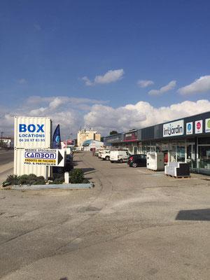 boxloc box de stockage vitrolles