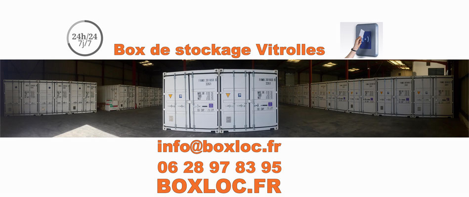boxloc vitrolles