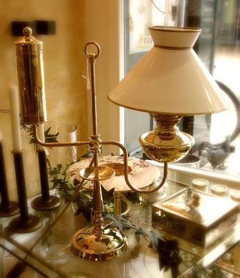 "Tischlampe Serie Goethe,  Model  ""Weimar klein"""
