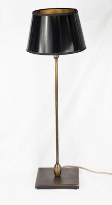 """Tischlampe """"Deko"""" in unterschiedlichen Höhen// Schirme können individuell bemalt werden"""